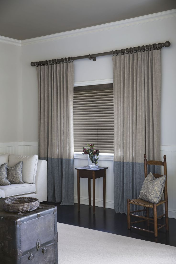 17 Best Ideas About Living Room Blinds On Pinterest
