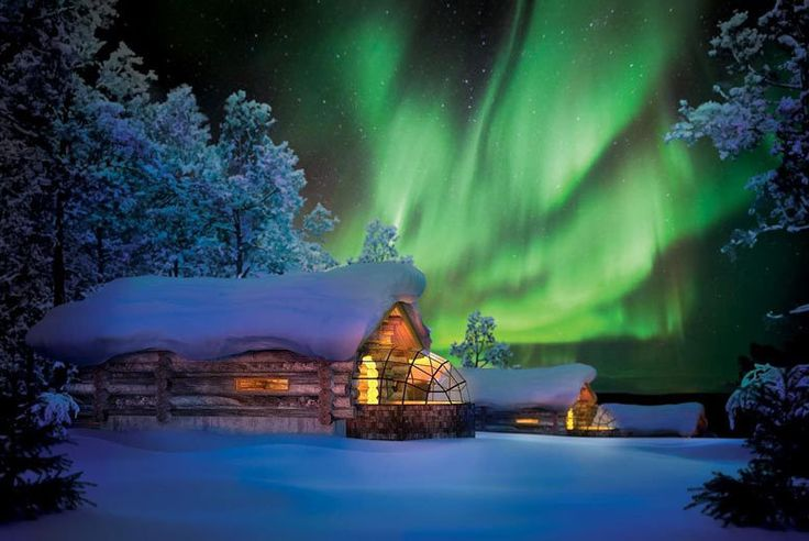 Discount Magical Lapland Glass Igloo Stay with Flights, Breakfast, Husky Tour Option & More! for just £599.00 Spend three or four incredible nights in Lapland, Finland.  Includes return flights from London Heathrow, Gatwick or Manchester.   With one night at the Cumulus Airport Hotel Helsinki, one or two inside a cabin and one in a stunning glass igloo at Kakslauttanen Arctic Resort.  Gaze at...