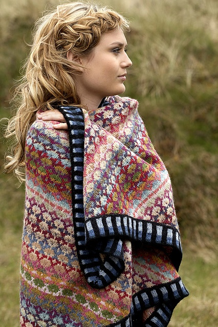 225 best Knit Fair Isle images on Pinterest | Knitting, Creative ...