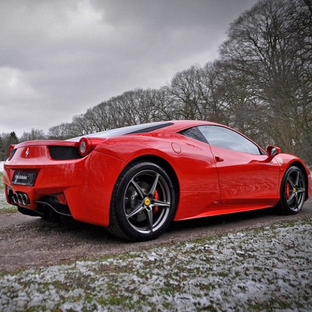 Mean Ferrari 458 Italia! Its one of my favourite cars, What's yours?