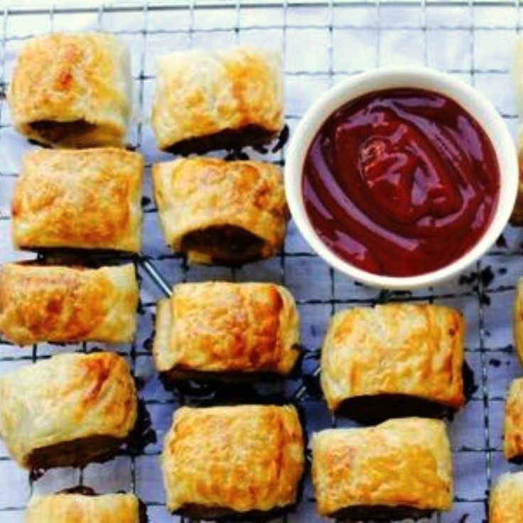 These Best Homemade Sausage Rolls aren't just for the kids.