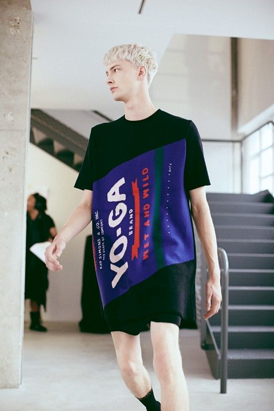 Raf Simons Menswear SS14 | Dazed