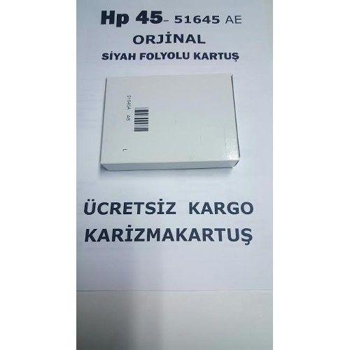 Hp 45a Endüstriyel Kodlama Siyah Folyolu Kartuş 100,00 TL ve ücretsiz kargo ile n11.com'da! Kartuş fiyatı Bilgisayar kategorisinde.