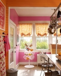 Elizabeth Chapin's gorgeous home #tribezaKitchens, Favorite Places, Combos Elizabeth, Chapin Gorgeous, Interiors, Austin Magazines, Elizabeth Chapin, Beautiful Pink, Painting