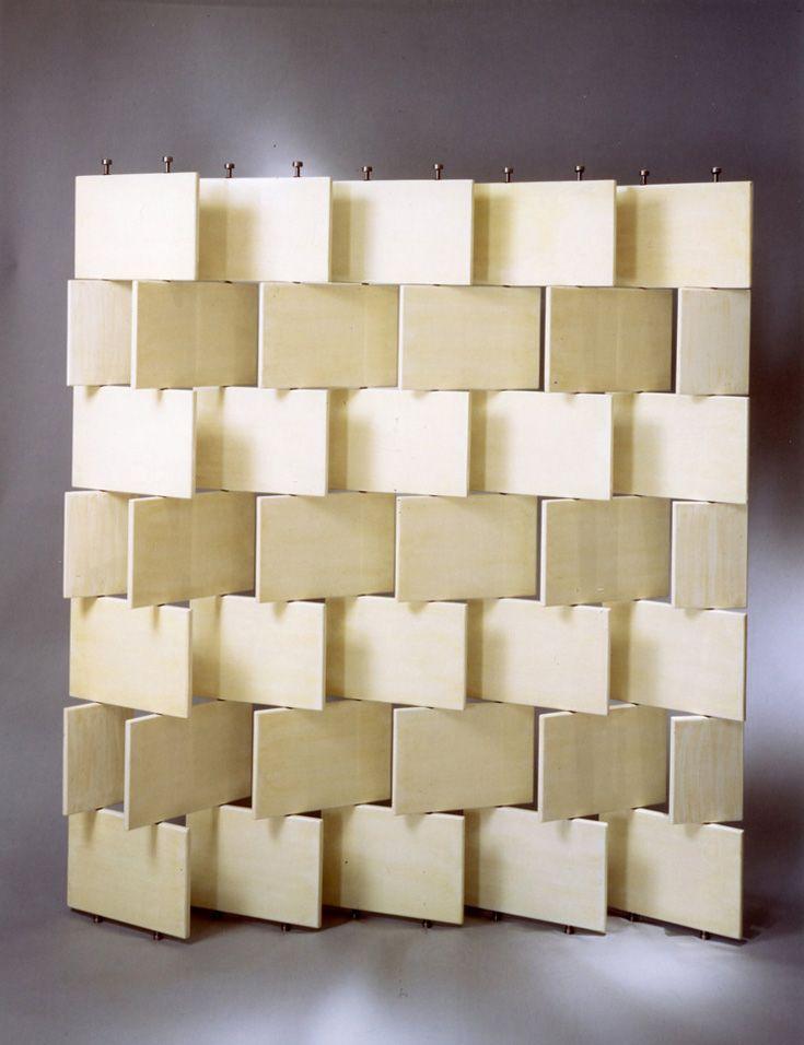 Biombo quebra-cabeças... Eileen Gray paravent