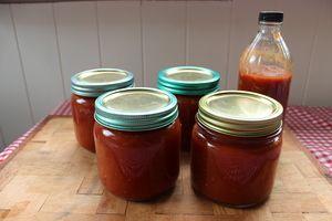 Tomato Sauce - Homemade