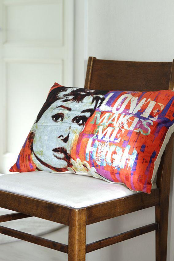Audrey-tyynynpäällinen / Eurokangas