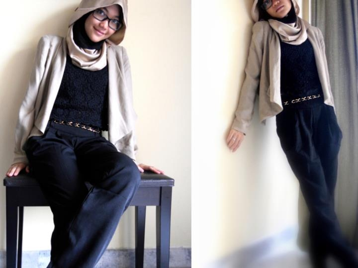 Hijab Fashion Hijab Styles Clothes Trends 2013 My Hijab Pinterest Hijabs Style