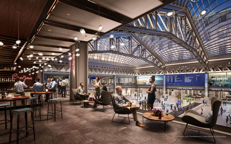 Governor Cuomo unveils plans for Penn Station's massive revamp - Curbed NYclockmenumore-arrow : Governor Andrew Cuomo unveiled plans for the forthcoming revamp of Penn Station