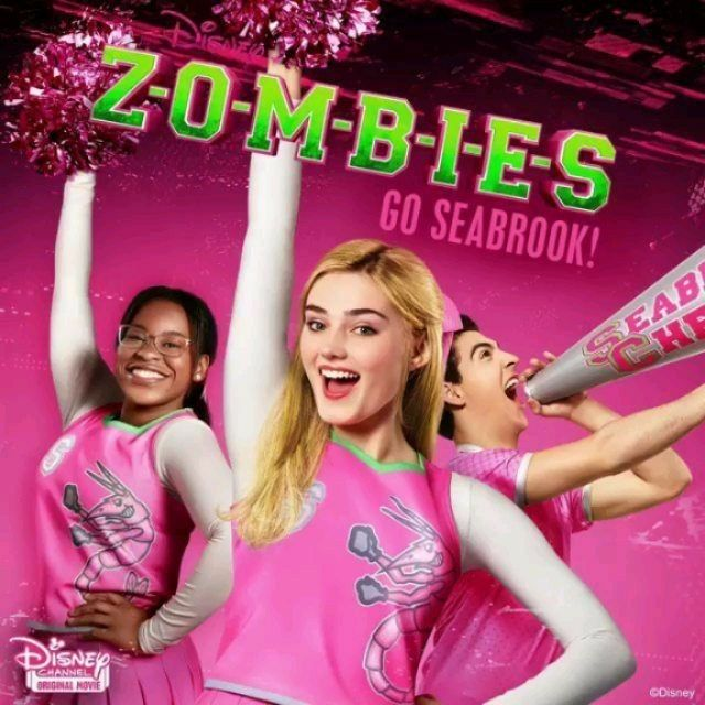Singer  Actress Meg Donnelly In Zombies  Sabaribello -4511