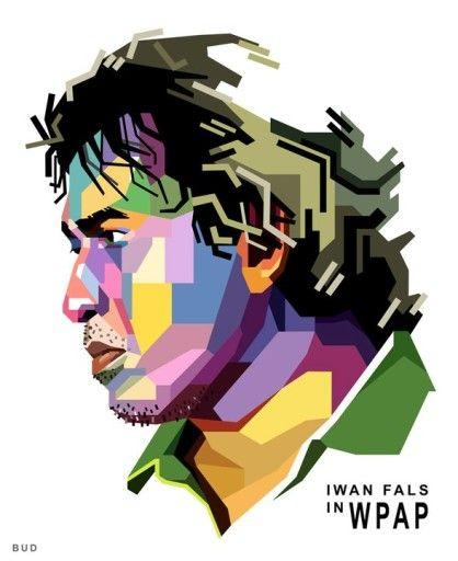 WPAP - Iwan Fals