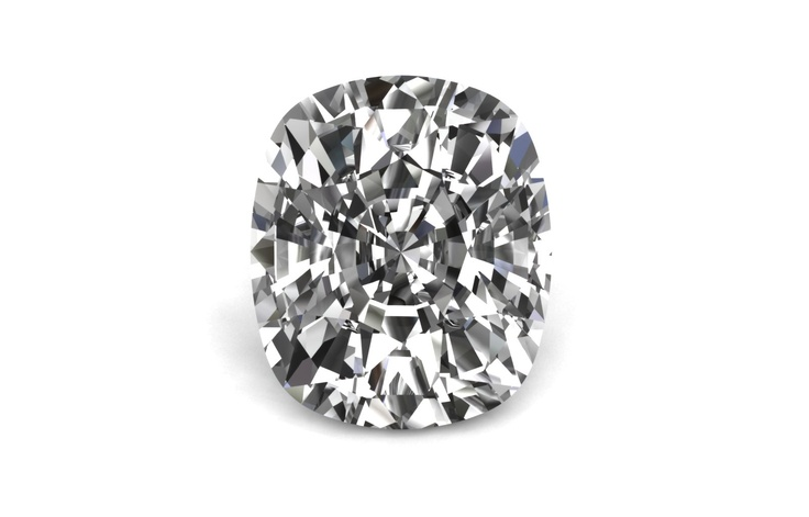 Cushion Cut @bensimondiamond #giveadiamond