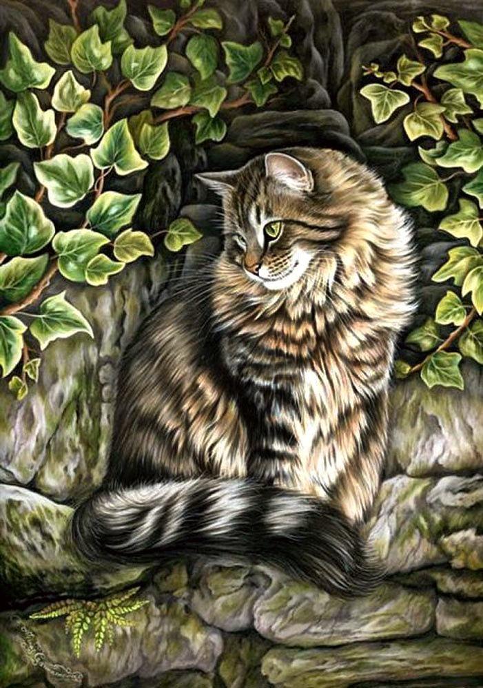 Кот баюн картинки для детей