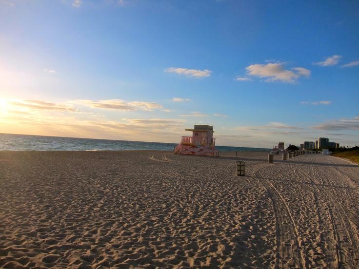 North Miami Beach. Yes.
