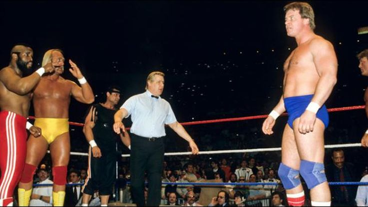 WrestleMania 1: It took place on March 31, 1985, at Madison Square Garden in New York City. The attendance for the event was 19,121 In the main event, Hulk Hogan and Mr.T defeated Paul Orndorff and Roddy Piper.