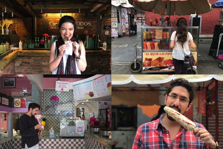 Live a day in Coyoacán like a local!