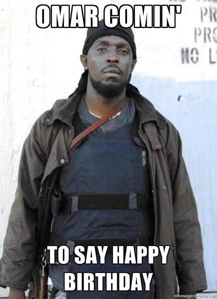 Omar Little Meme Generator Best tv characters, The