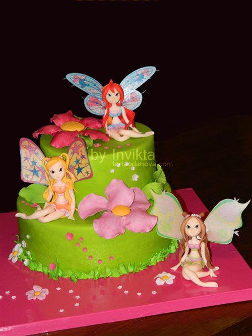 Torta Winx 54