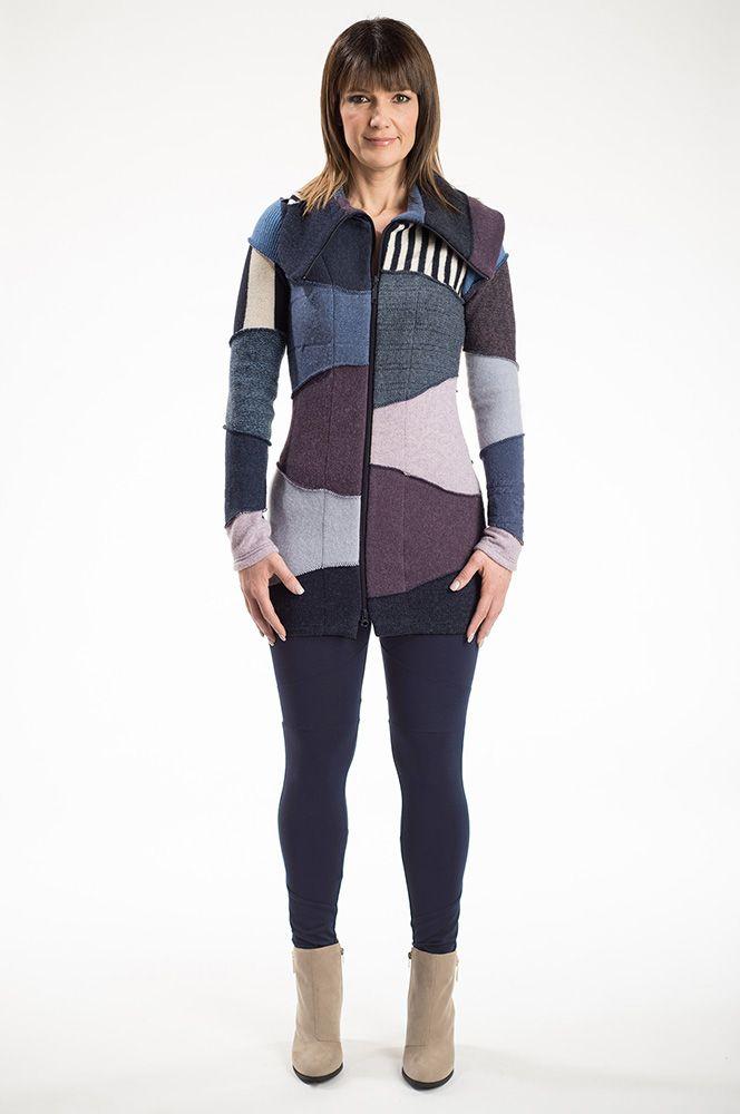 Veste Rembandt - Jacket 100 % recyclée - recycled