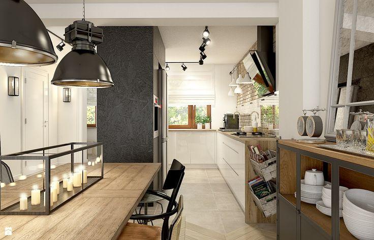 Kuchnia styl Eklektyczny - zdjęcie od WERDHOME - Kuchnia - Styl Eklektyczny - WERDHOME