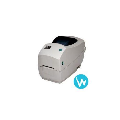 L'imprimante d'étiquettes Zebra TLP 2824 Plus permet une impression rapide et est disponible sur Waapos, le site spécialiste de l'imprimante étiquettes