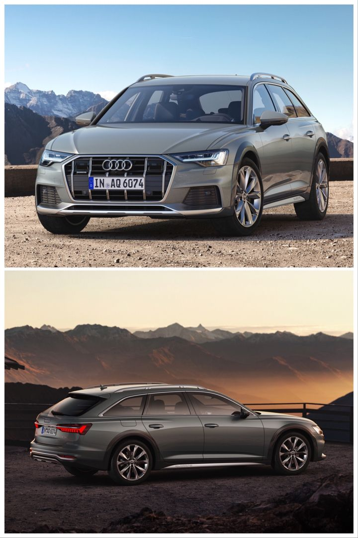 The 2020 Audi A6 Allroad Is Returning To The U S Audi Audi A6 Allroad Audi A6