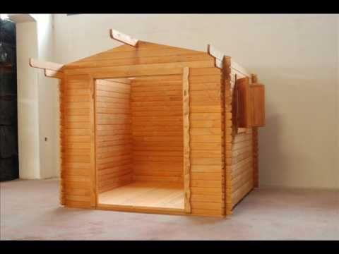 DEKALUX.СOM  Montaggio casetta in legno