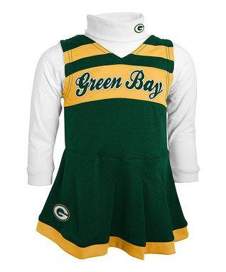Green Bay Packers Cheer Jumper - Toddler