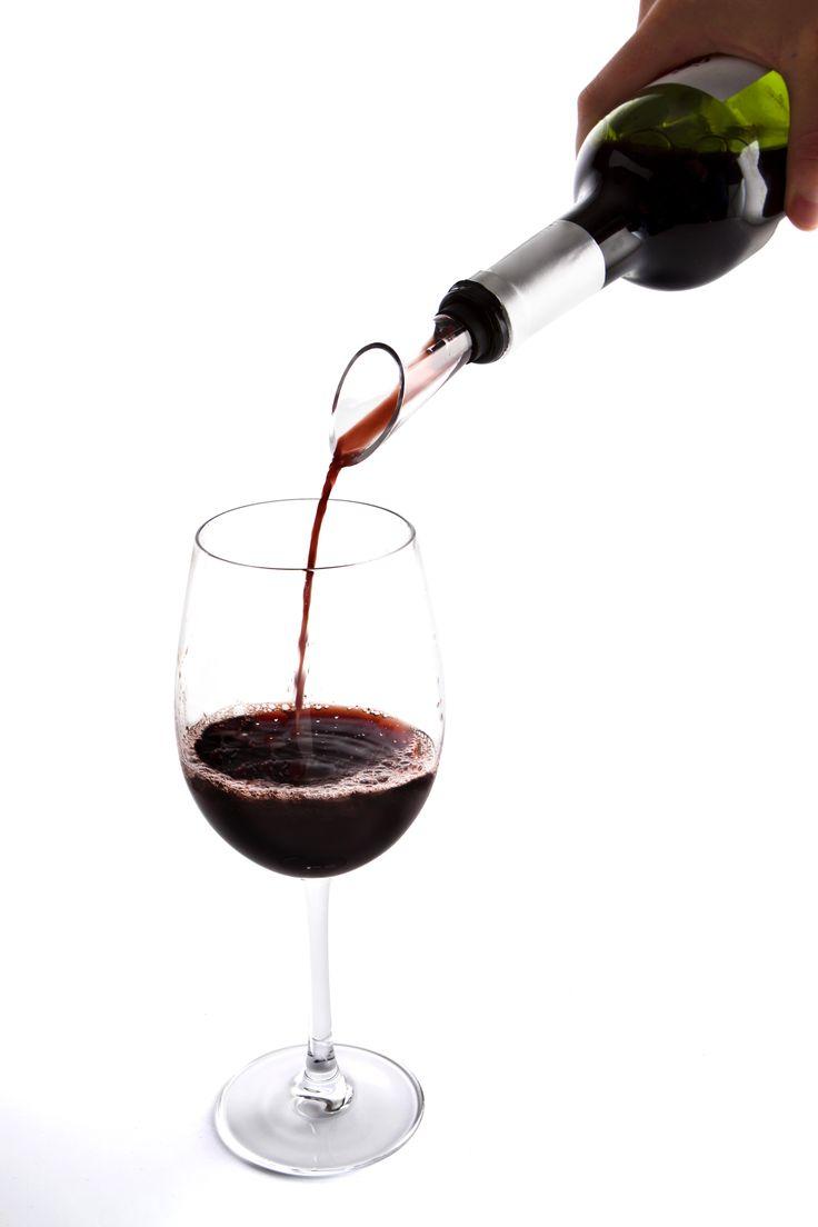 Verdedor de vino antigoteo