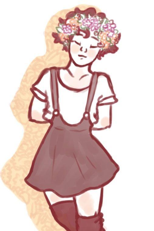 Gender fluid Sherlock is beautiful!! | Sherlock ...