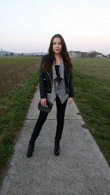 Be stylish: Outfit č. 4 Ahoj holky,mám pro Vás připravený dalš...