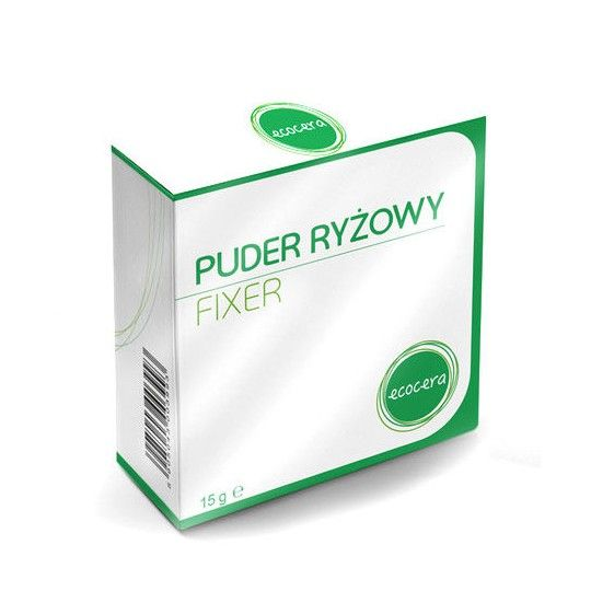 ECOCERA Puder Ryżowy Fixer
