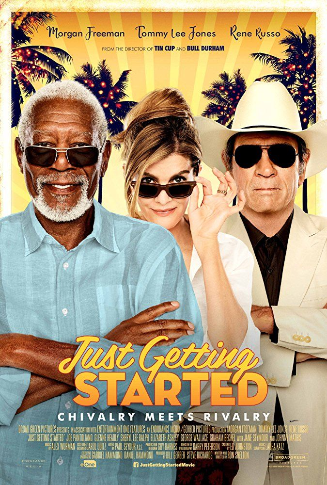 Watch Just Getting Started (2017) Full Movie Streaming HD