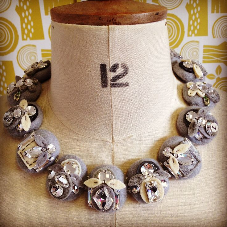 Lynsey Walters Swarovski Crystal necklace. www.lynseywalters.co.uk