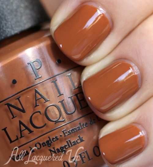 OPI A-Piers To Be Tan #GKhair #pretty #style