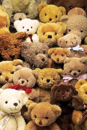 too many cute breads, there should be a moratorium on cute bears!!!  http://loveonlylove.files.wordpress.com/2011/07/lghr18524teddy-bear-collection-cute-teddies-poster.jpg