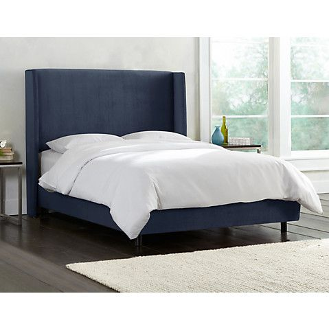 17 Best Ideas About Midnight Blue Bedroom On Pinterest