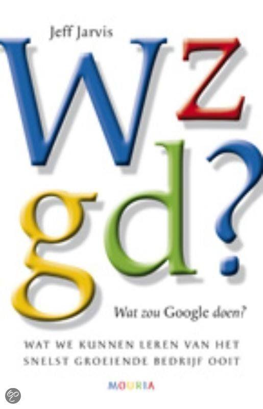 Wat zou Google doen ?  - Google is het bekendste merk ter wereld - en dus bekender dan Coca-Cola…  - Google is het snelst groeiende bedrijf ter wereld  - Google is marktleider op de online advertentiemarkt    Hoe doen ze dat? Geen enkel ander bedrijf, geen enkele overheidsinstelling of stichting is erin geslaagd om net als Google optimaal te profiteren van de mogelijkheden van het internet. En dus is het verstandig je bij (internet)beslissingen af te vragen: WAT ZOU GOOGLE DOEN?