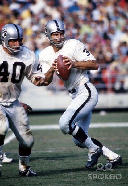 Daryle Lamonica QB......Raiders