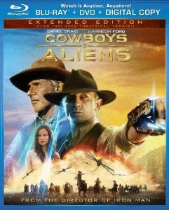 Cowboys & Aliens...Daniel Craig, Harrison Ford, Abigail Spencer, Buck Taylor, Olivia Wilde, Noah Ringer, Jon Favreau: Movies & TV