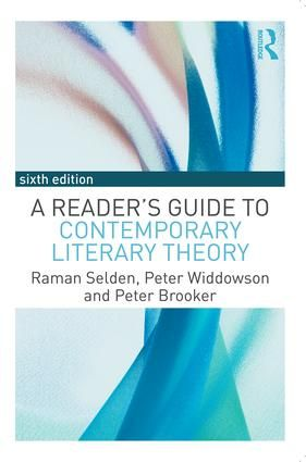 A Reader's Guide to Contemporary Literary Theory: 6th Edition (Paperback) book cover
