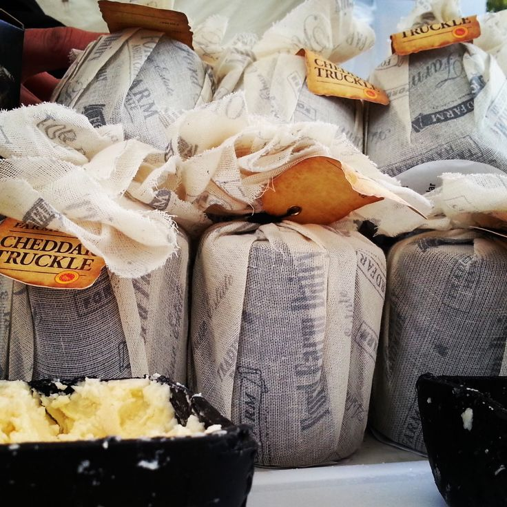 Cheese & Wine Festival - Award winning cave aged cheddar and truckles.  Next fest 1 & 2 Nov 2013 @ Old Spitalfields Market