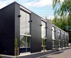 hpl laminate facade claddings 97158 300 244 facciate hpl pinterest. Black Bedroom Furniture Sets. Home Design Ideas