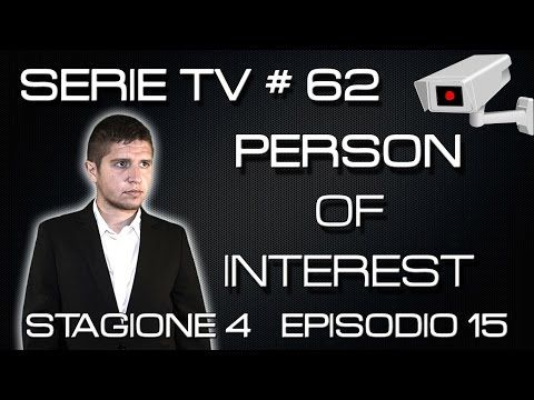 Person of Interest 4x15 - Q&A - recensione episodio 15 stagione 4 - YouTube