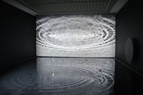 Olafur Eliasson – Notion Motion