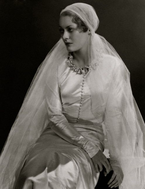 Princess Dmitri of Russia (formerly, Countess Marina Golenistcheff-Koutouzoff)