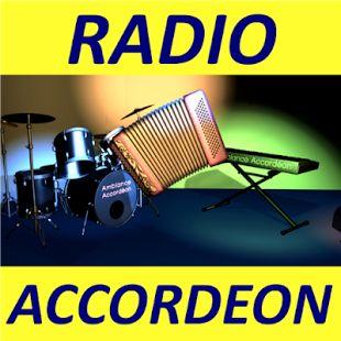 Radio Accordéon 100% musette & rétro sans publicité télécharge l'appli gratuite sur Googleplay et Appstore