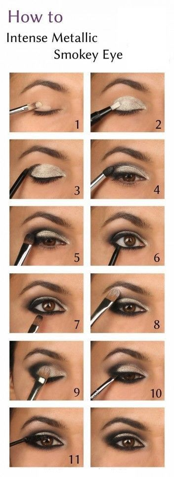 There are many ways for women to make themselves more attractive. One of them is to do makeups for themselves. All #women know that it is a polite to wear an appropriate makeup for different occasions. No one will do a heavy #makeup with #sparklyshadows and hot red lips for a funeral.