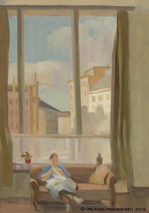 EERO NELIMARKKA  From the Studio (1940)