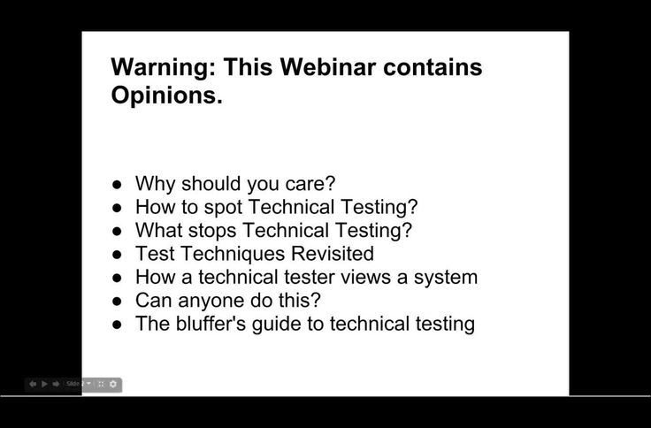 """The Evil Testers Guide to Technical Testing"" with Alan Richardson"